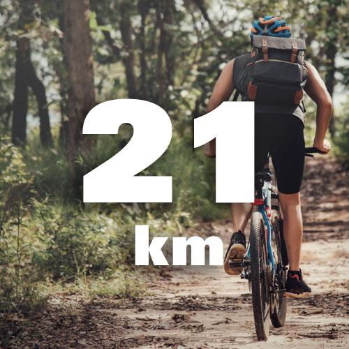 Hosszabb kerékpáros táv